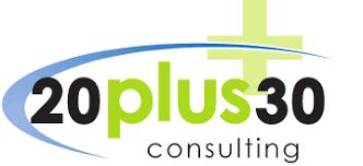 20plus30 logo